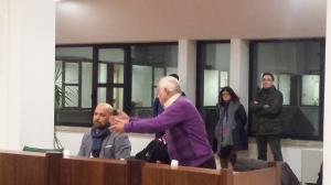 Consiglio comunale, scontro Pacia-Curto