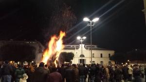 Falò San Sabino febbraio 2015 n.5
