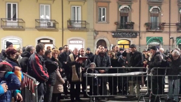 Falò San Sabino febbraio 2015 n1