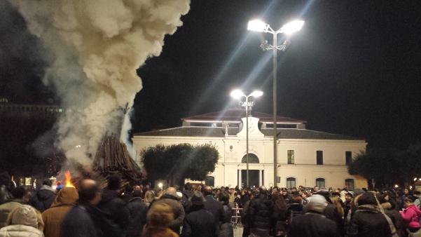 Falò San Sabino febbraio 2015 n2bis