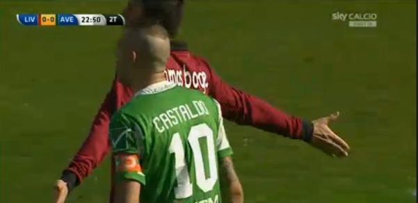 Livorno-Avellino5 Castaldo