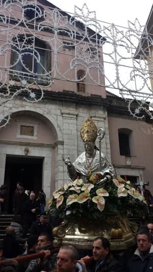 Processione San Sabino febbraio 2015 n1