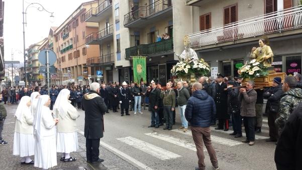 Processione San Sabino febbraio 2015 n10
