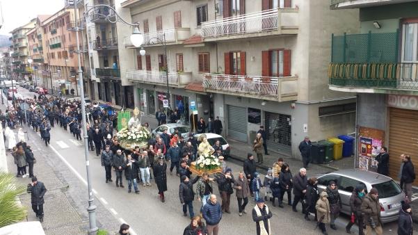 Processione San Sabino febbraio 2015 n11