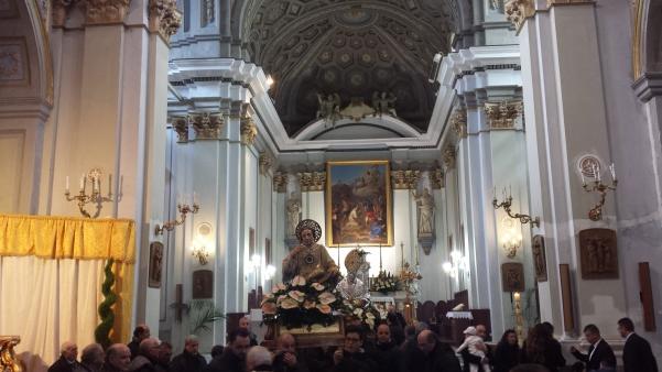 Processione San Sabino febbraio 2015 n2