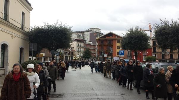 Processione San Sabino febbraio 2015 n6