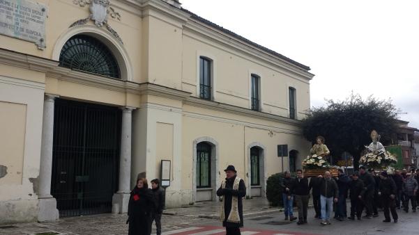 Processione San Sabino febbraio 2015 n7