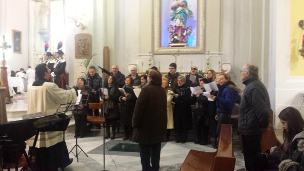San Sabino 2015, messa con il vescovo Marino8
