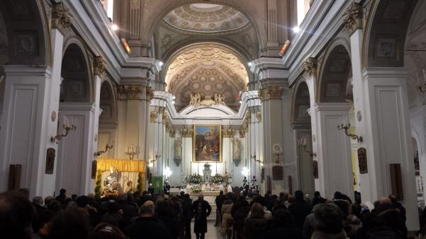 San Sabino 2015, messa con vescovo Marino4