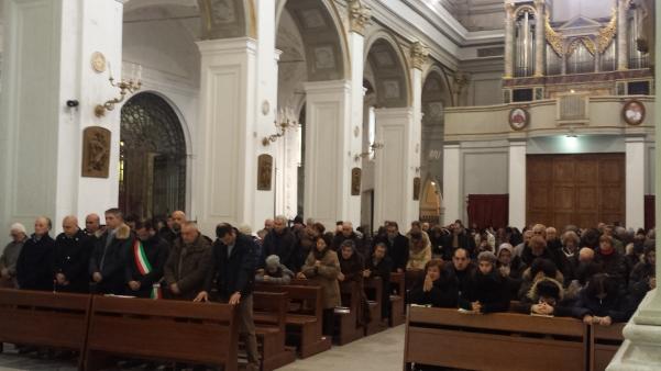 San Sabino 2015, messa con vescovo Marino5