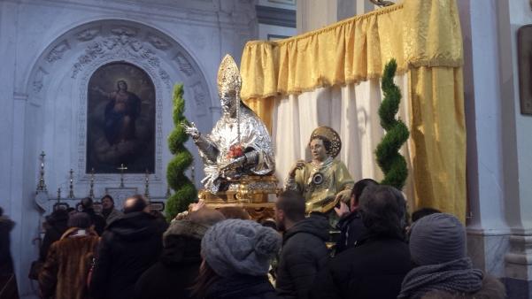 San Sabino 2015, messa con vescovo Marino7