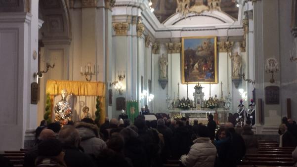San Sabino 2015, messa con vescovo Marino9