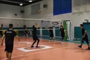 allenamento Pallavolo Asd Volley