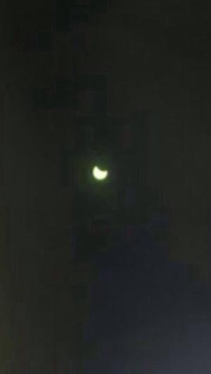 Eclissi di sole 2015