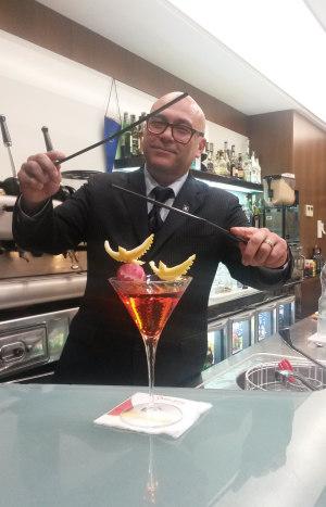 barman Gerardo Ciurlia