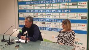 cach Fabrizio Frates con Maria Picariello