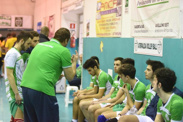 time out atripalda volleyball
