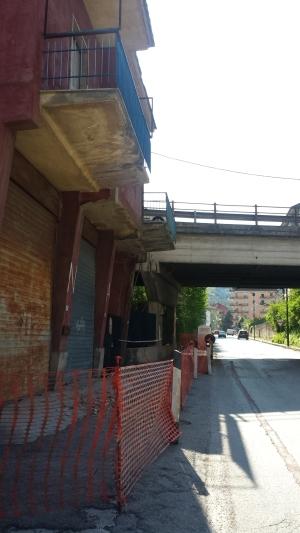 Casa cantoniera Anas via Ferrovia