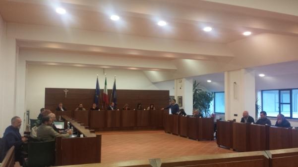 Consiglio comunale Rendiconto 2014