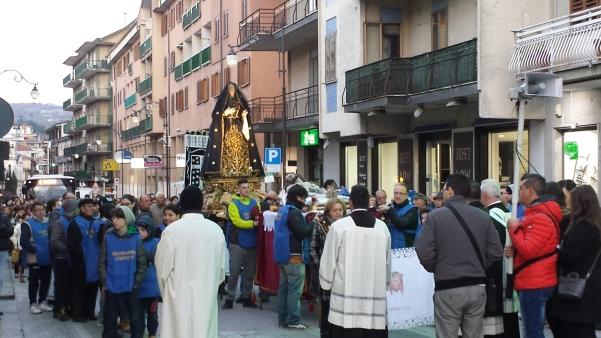 Processione Pasqua 2015