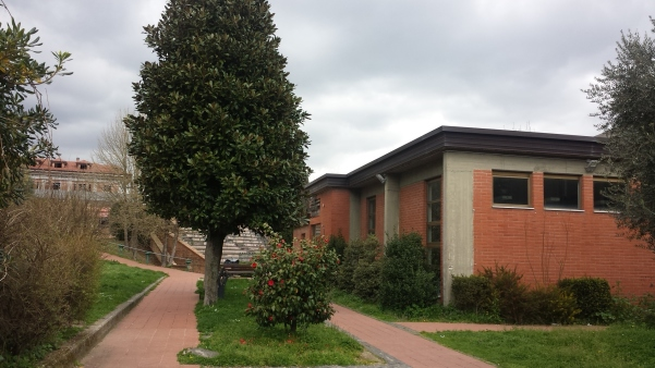 Villa piazza Sparavigna