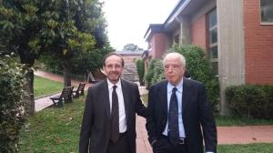 Il viceministro Nencini con Arturo Iaione1