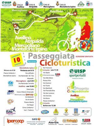 Passeggiat cicloturistica