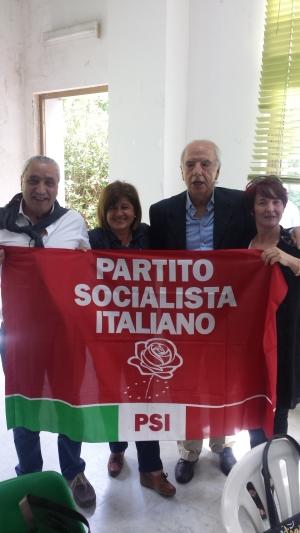Regionali, i 4 candidati irpini del Psi1