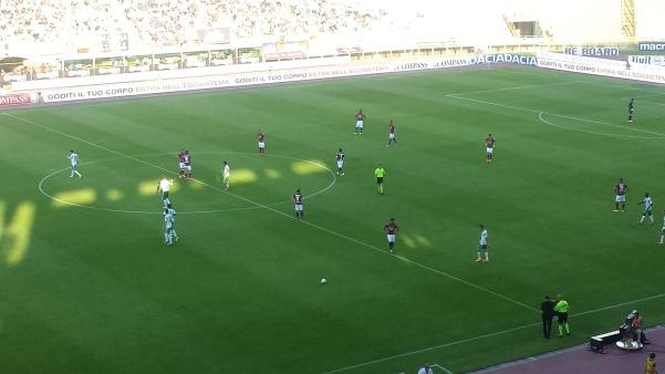Bologna Avellino ritorno playoff 2015 2