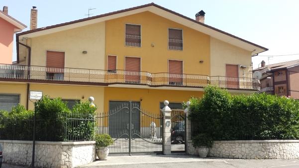 Villa Urciuoli rapina ad Atripalda
