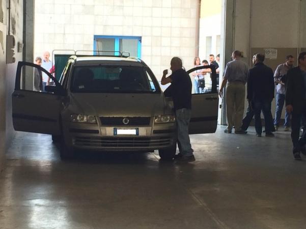 Auto finanziere suicida al pronto soccorso di Avellino