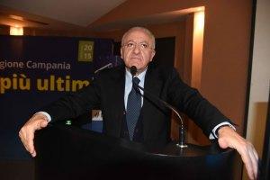 Governatore Vincenzo De luca