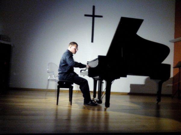I luoghi della Musica - concerto Elio Parziale 4
