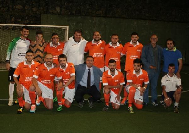I vincitori OFI Gruppo Giordano
