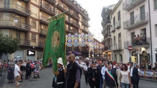 Maria Santissima del Carmelo 2015, processione4