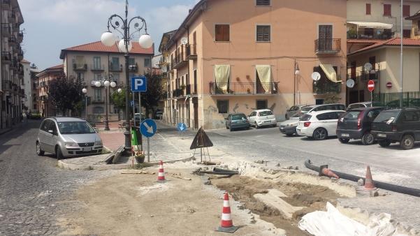 Rinvenimento piazza Garibaldi 2