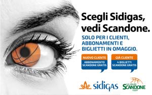 Campagna abbonamenti Sidigas Avellino