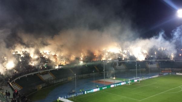Avellino-Brescia tifosi
