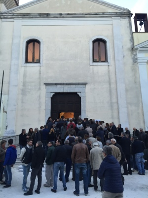 Funerali vescovo Aleppo1