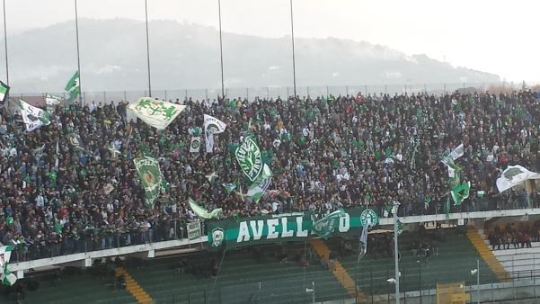 Avellino-Latina Curva Sud