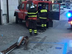 Maltempo, vigili del fuoco2