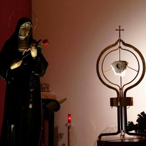 Reliquia di Santa Rita