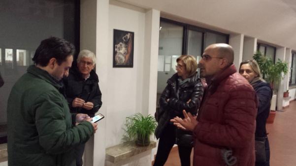 Comitato via Appia al Comune2