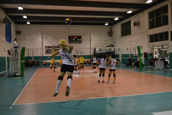 Green volley - Telese