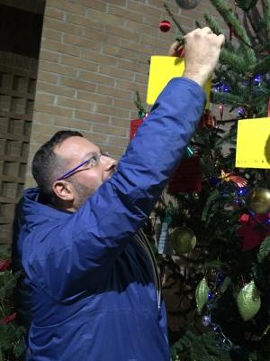 Natale 2015, sindaco ad Alvanite1