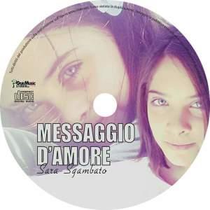 Sara Sgambato, copertina cd1