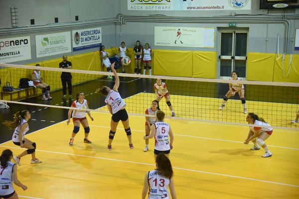 Acca Montella - Green Volley