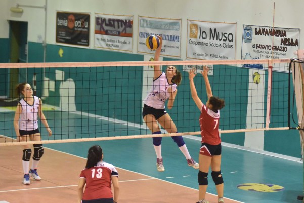 green volley - ariano