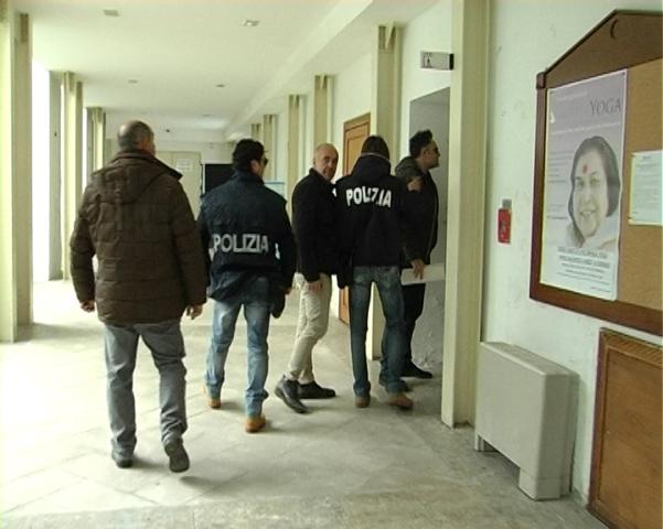 polizia al comune di atripalda