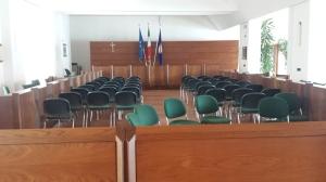 Convegno in sala consiliare